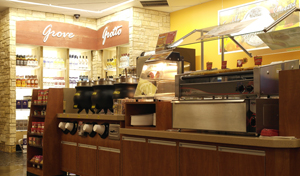 We can design custom c-store and food service equipment to fit your project perfectly!