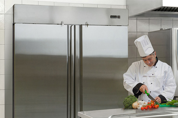 Let us assist you in selecting the best commercial refrigeration equipment for your foodservice project.