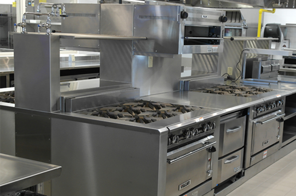 Let us assist you in designing the best in custom commercial foodservice equipment and millwork for your foodservice facility.